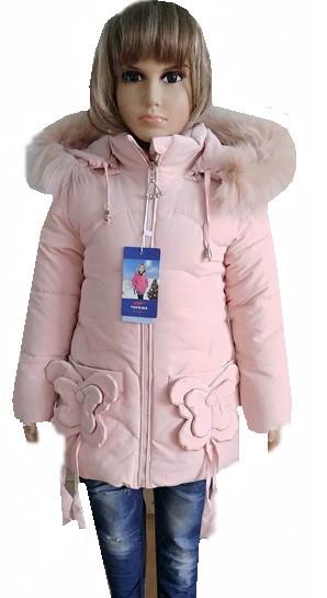 Пальто для дівчаток 1-5 років