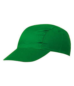3 Панельна промо кепка Ярко-Зелёный