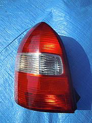 Фонарь стоп задний левый Mazda 323 BJ 1997-1999г.в. 5дв хетчбек дорестайл