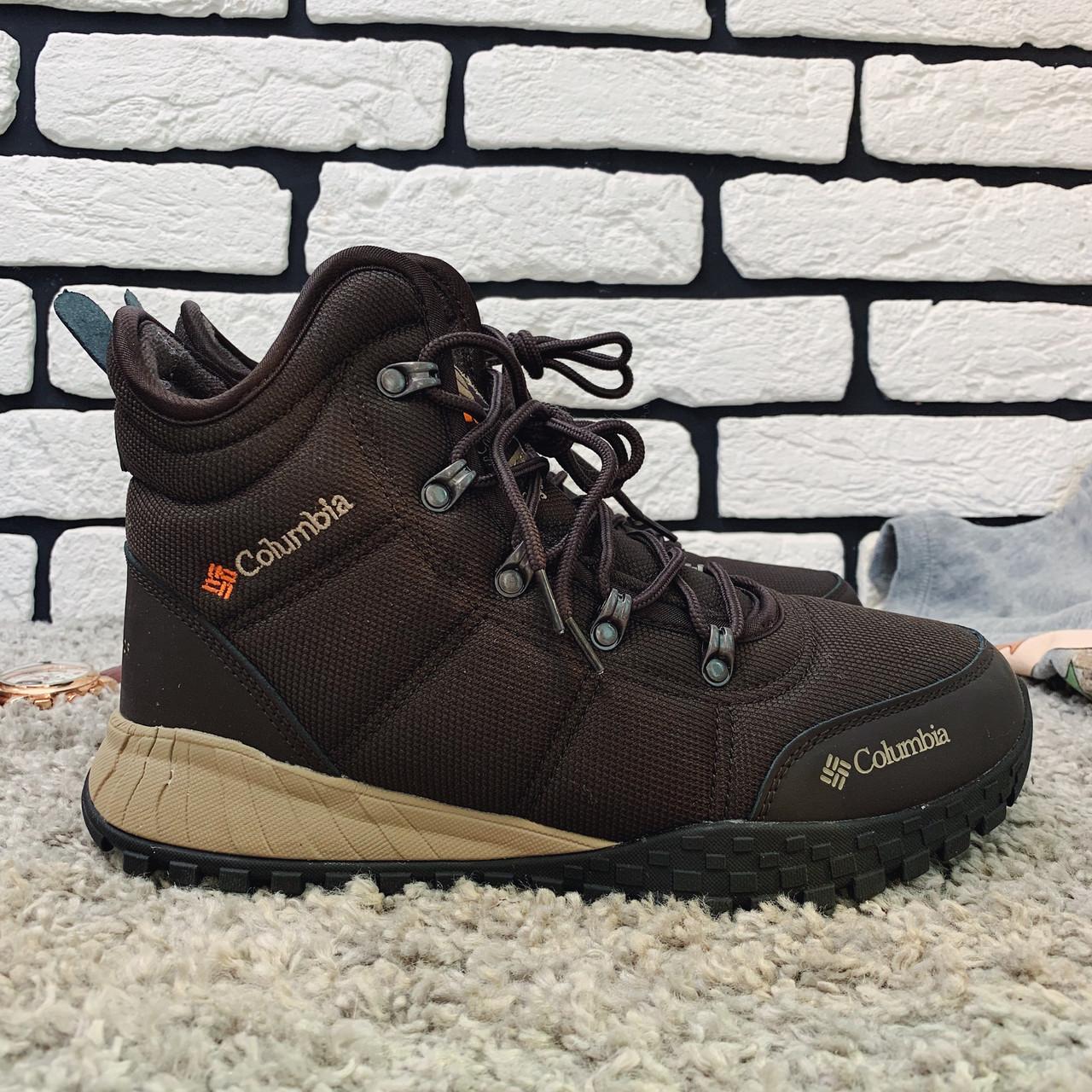 Зимние ботинки (на меху) Columbia  12-108 ⏩ [ 42,46]