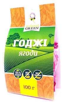 Годжи ягоды сушеные NATURAL GREEN 100 г