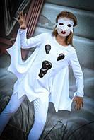 Модный детский карнавальный костюм Приведение (32-40), фото 1