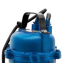 Насос канализационный 1.1кВт Hmax 10м Qmax 200л/мин Wetron (773401), фото 2