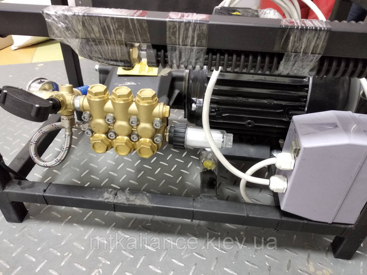 Апарат високого тиску Alliance NMT 15/20 , 200бар / 900 ч. л.