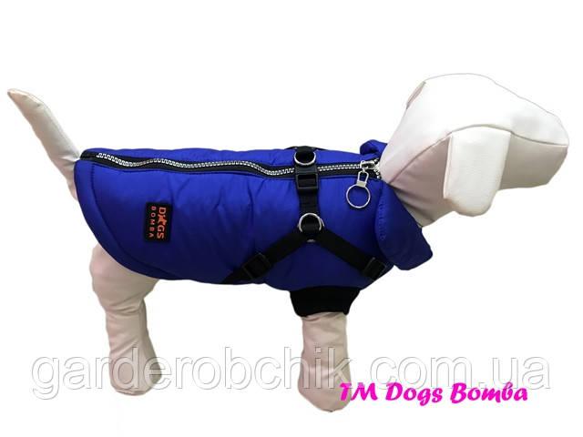 """Жилет для собаки GS-4  ТМ """"Dogs Bomba"""". Одежда для собак"""