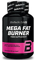 Жиросжигатель BioTech - Mega Fat Burner (90 капсул)