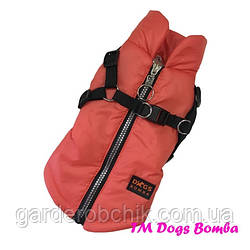 """Жилет для собаки GS-5  ТМ """"Dogs Bomba"""". Одежда для собак"""