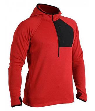 Кофта Polar Hoodie Red, фото 2