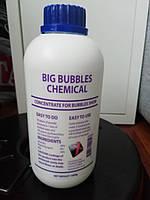 Концентрат жидкий для готового раствора шоу мыльных пузырей