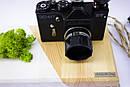 Настільна лампа Pride&Joy з вінтажним фотоаппаратом та мохом, фото 2