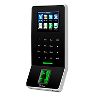 Сетевой Биометрический терминал УРВ ZKTeco F22 SilkID / MF (Черный) + Wi-Fi