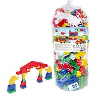 Детский конструктор.Развивающий конструктор.Конструктор пластиковый детский.
