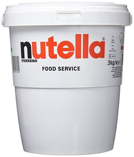 Паста Nutella 3000 g