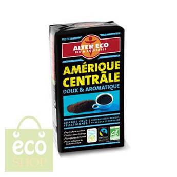 Кава мелена органічний Центральна Америка Alter Eco 250 г