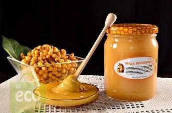 Мед с облепихой 0,5 л