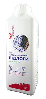 Средство для мытья пола с ароматом мяты De La Mark 1 л