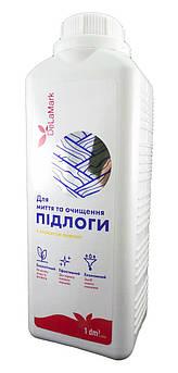 Средство для мытья пола с ароматом лимона De La Mark 1 л