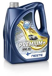 Моторне масло Neste Oil Premium 10W-40 4л