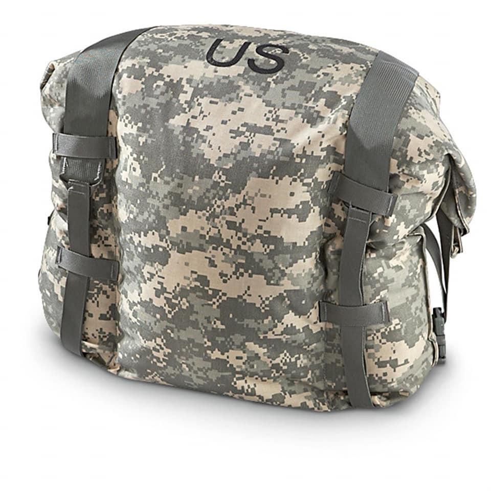 Компрессионная сумка USA ACU для химзащиты