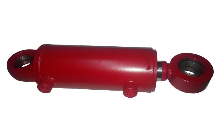 Гидроцилиндр подъема механизма навески (БДМ-6) К-744, К-700 ГЦ125.63.200