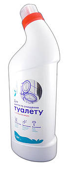 Средство для мытья туалета с ароматом вишни De La Mark 400 мл