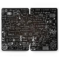 Чехол книжка, обложка для Samsung Galaxy Tab (Школьная доска) A7/S2/S3/S4/S5e/S6Lite/S7+Plus