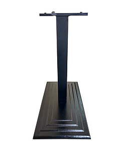 Чугунная опора для стола Леман Биг
