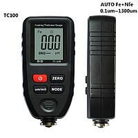 Толщиномер R&D TC-100 от 0 мкм до 1,3 мм