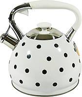 Чайник со свистком 3.0 л. EDENBERG EB-1908 (индикатор нагрева), фото 1