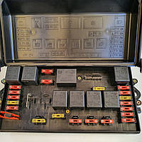 Блок предохранителей 2108 старого образца евро (нов.предохр.) 173.3722М, фото 1