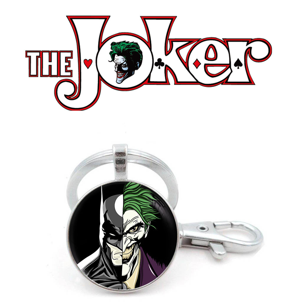 Брелок batman vs joker Джокер / Joker