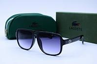 Солнцезащитные очки La 2165 черные глянцевые