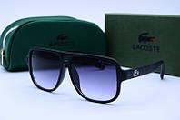 Солнцезащитные очки La 2165 черные матовые