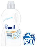 Средство для деликатной стирки Perwoll Advanced White 1,8л 9000101327229