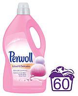 Средство для деликатной стирки Perwoll Advanced Silk and Wool 3,6л 9000101328295