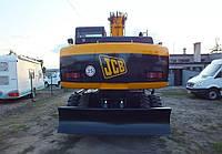 Колесный экскаватор JCB JS 175W 2005 года, фото 1