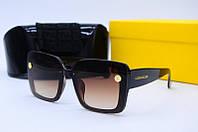 Солнцезащитные очки LV 1906 коричневые, фото 1