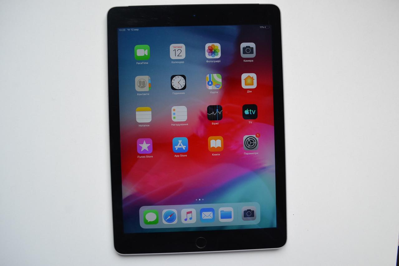 Планшет Apple iPad Air 2 16Gb Space Gray A1567 Wi-Fi + 4G Оригинал!