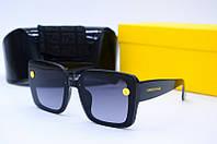 Солнцезащитные очки LV 1906 черные, фото 1