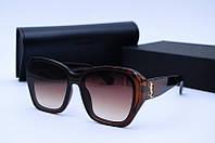 Солнцезащитные очки YSL 32 коричневые, фото 1