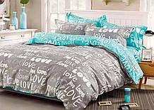 Комплект постельного белья  Любовь