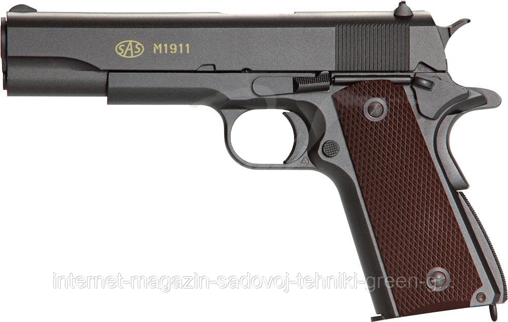 Пистолет пневматический Sas M1911 Pellet (оригинал)