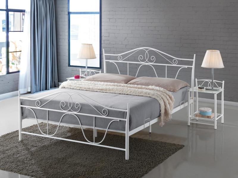 Двуспальная кровать Signal DENVER