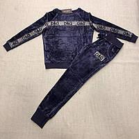 New collection!!! Велюровый костюм D&g