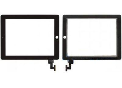 Сенсор (тачскрин) Apple iPad 2 (A1395, A1396, A1397) (original) Black