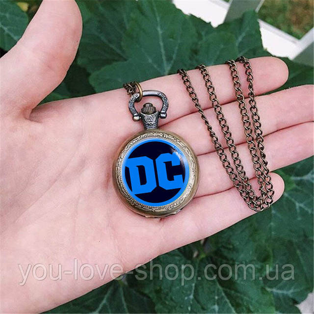 Карманные часы DC Comics