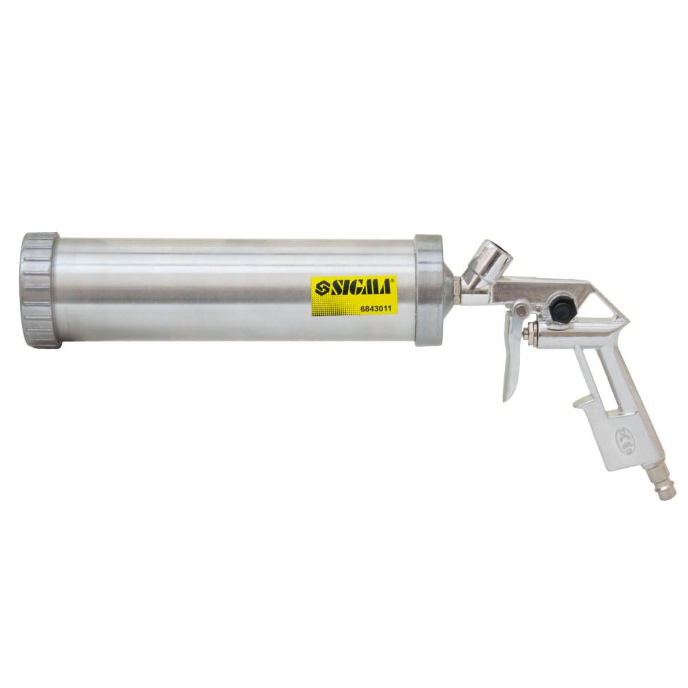 Пневмопистолет для силикона (с клапаном-редуктором) Sigma (6843011)