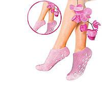Гелевые увлажняющие носки Spa Gel Socks V-212, фото 1