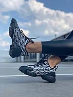 Женские кроссовки Christian Dior (36, 37, 38, 39, 40 размеры)