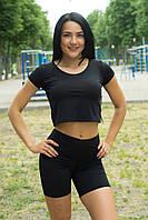 Спортивные Женские Шорты Nova Vega Sport Line Средний Пояс